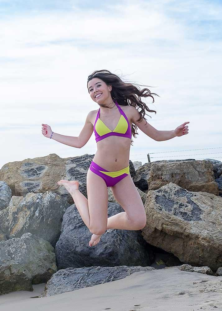 bikini de mujer