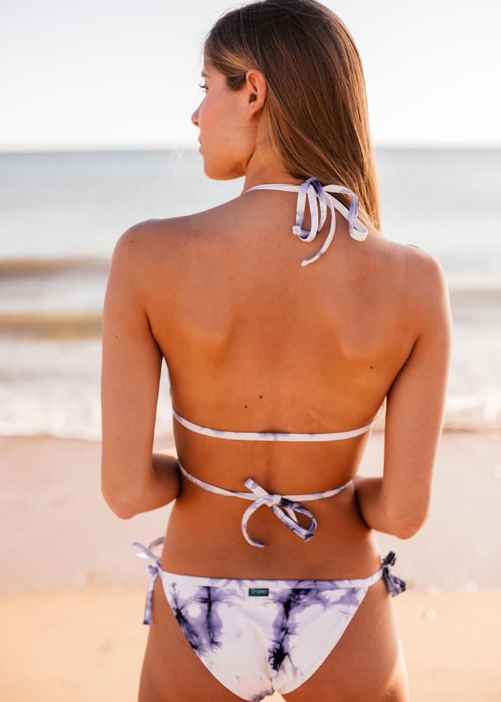 Triboo Swims - Moda baño - Bikini Mykonos Tie Dye lavanda